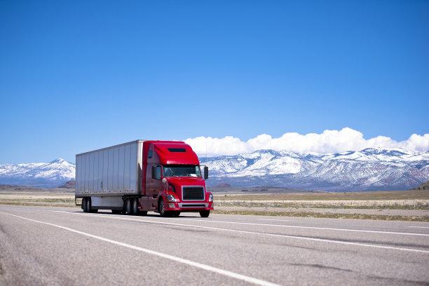 卡车公路现代