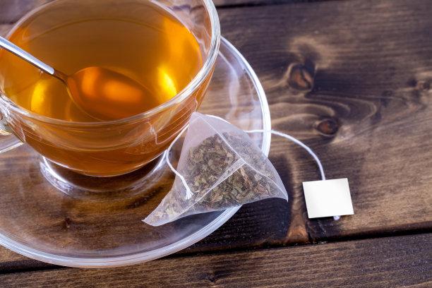绿茶茶杯玻璃杯