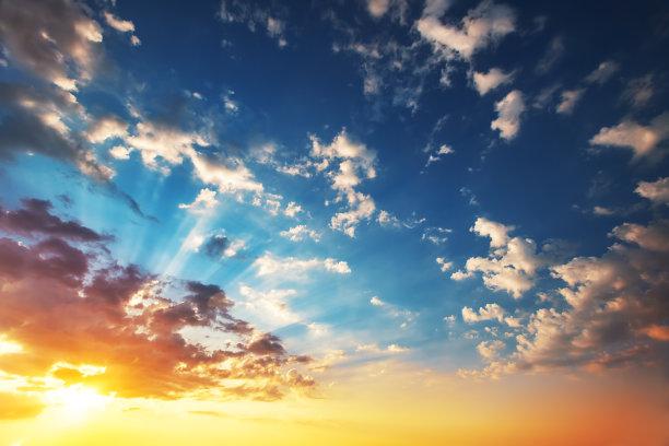 云景,自然美,推铅球
