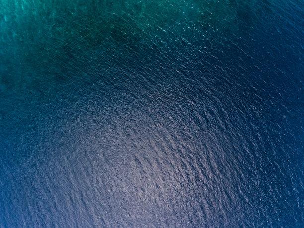 平视角海洋