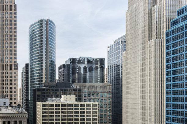 芝加哥市高楼