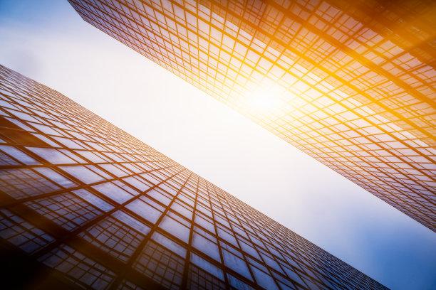 玻璃,建筑业,办公室