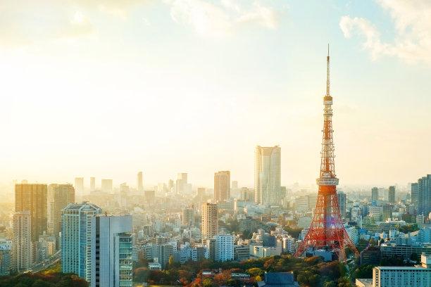 日本铁塔城市