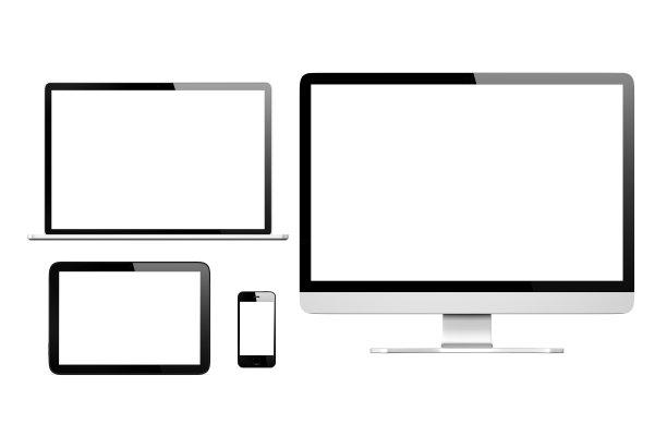 手机、平板和电脑