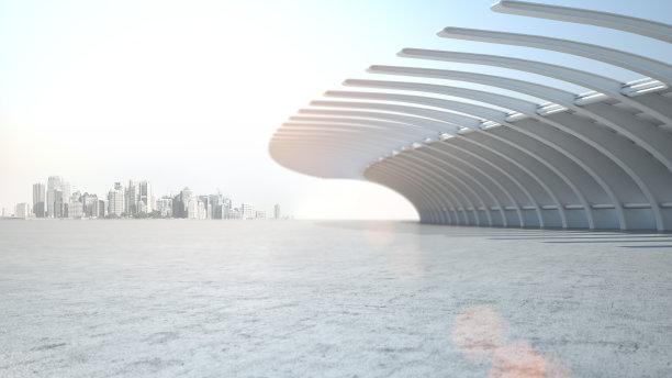 极简结构建筑