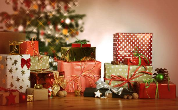 各种圣诞节礼物