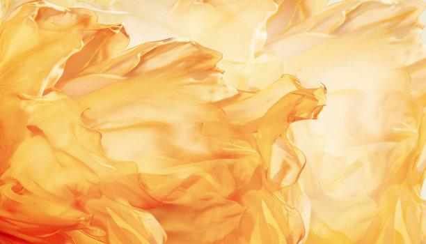 火焰分形背景