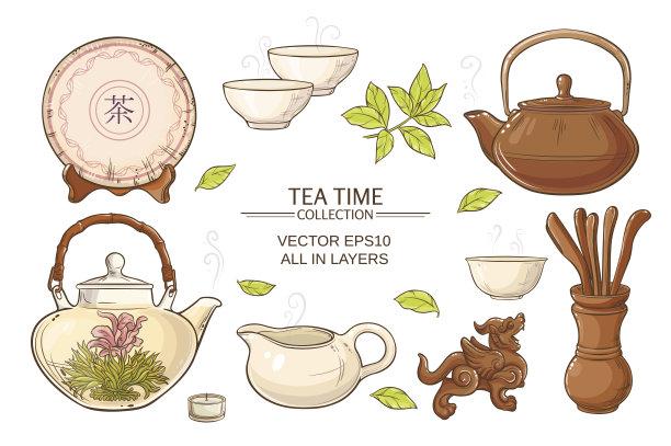 茶道中国茶花茶