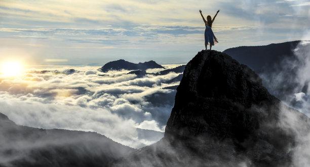 自由山顶山