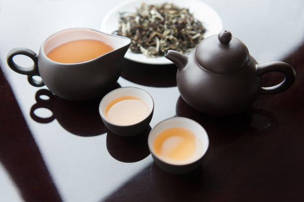 下午茶茶叶白色