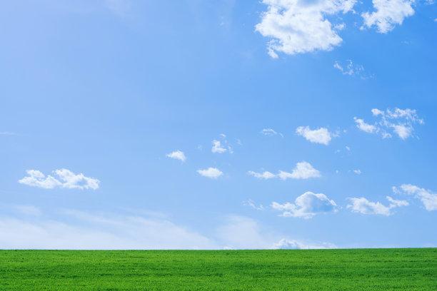 草地草天空