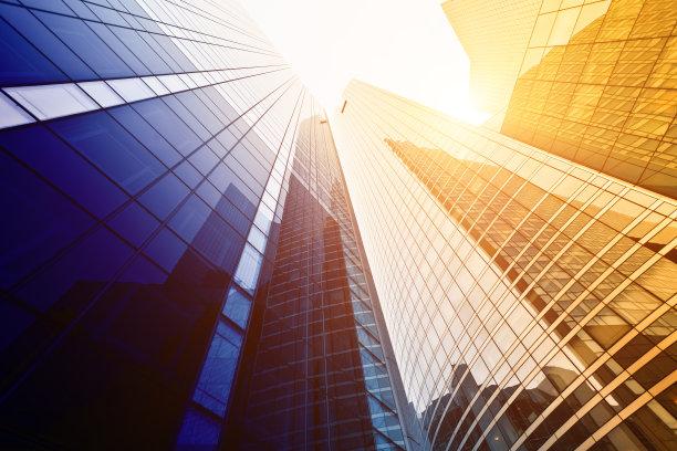 建筑外部日光图片