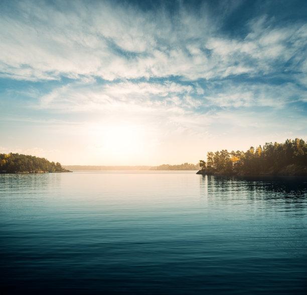 大自然的美丽风光