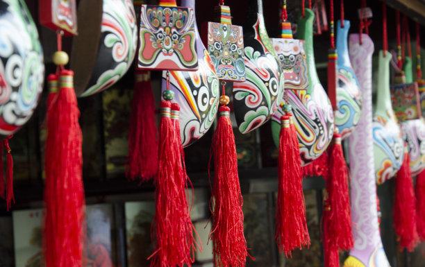面具中国戏曲传统