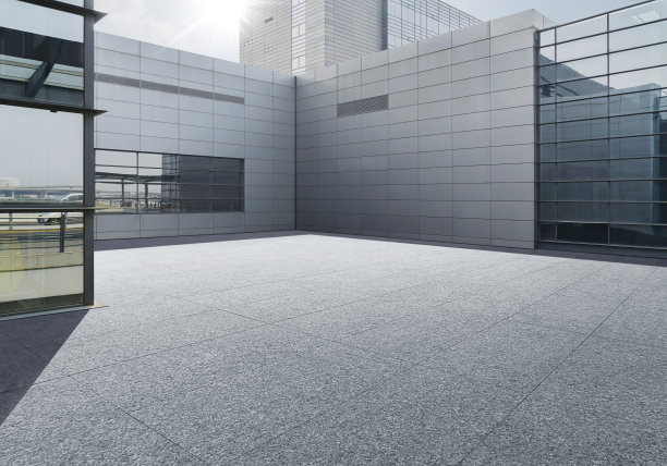 广场上海浦东国际机场停车场