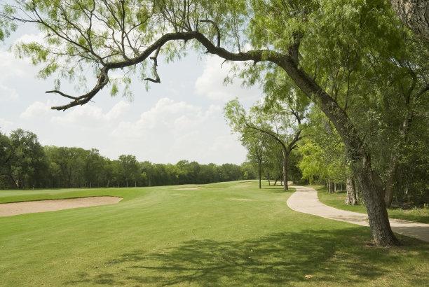 圣安东尼奥,高尔夫球运动,德克萨斯