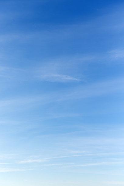 天空竖直图