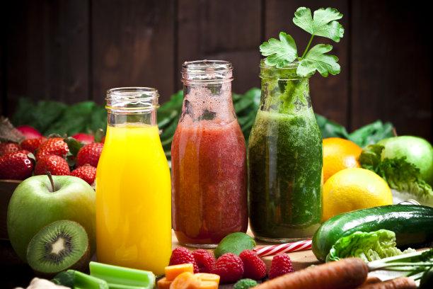 饮料蔬菜水果