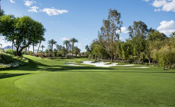 高尔夫球运动,加利福尼亚,la quinta