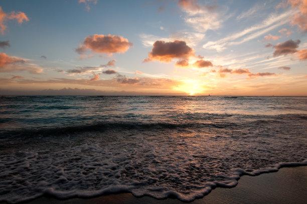 威基基海滩,威基基,檀香山