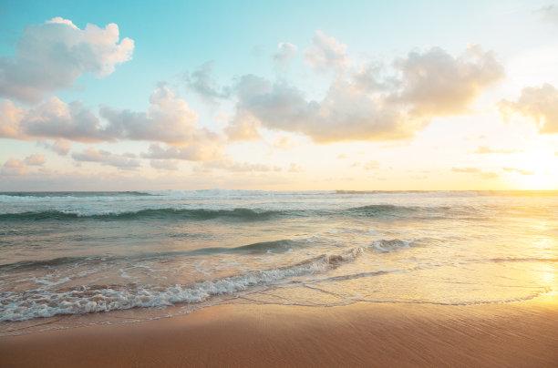 印度洋在上面希克杜沃