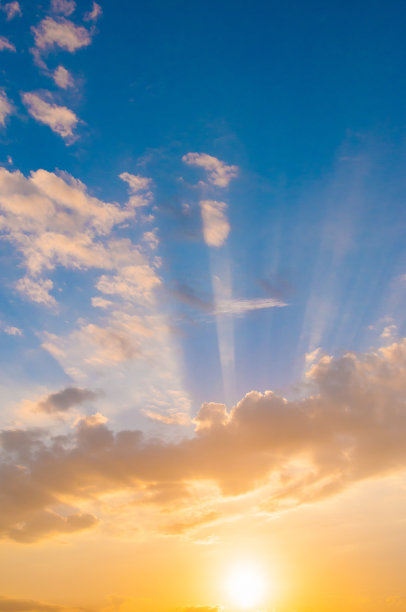 天空,垂直画幅,风