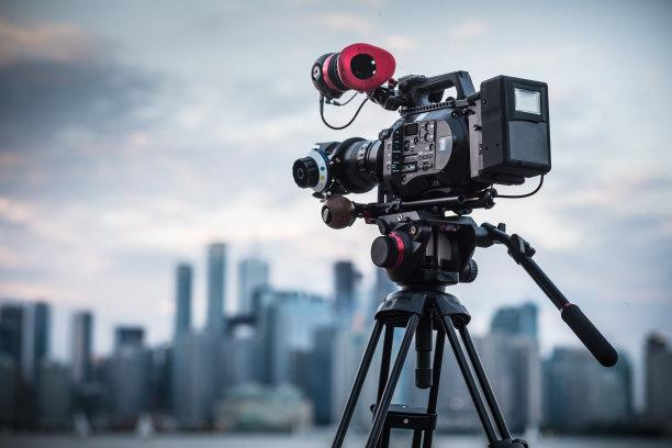 电视摄像机多伦多图片