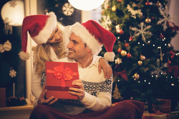 情侣圣诞节礼物