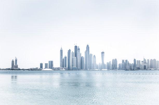 摩天大楼城市建筑