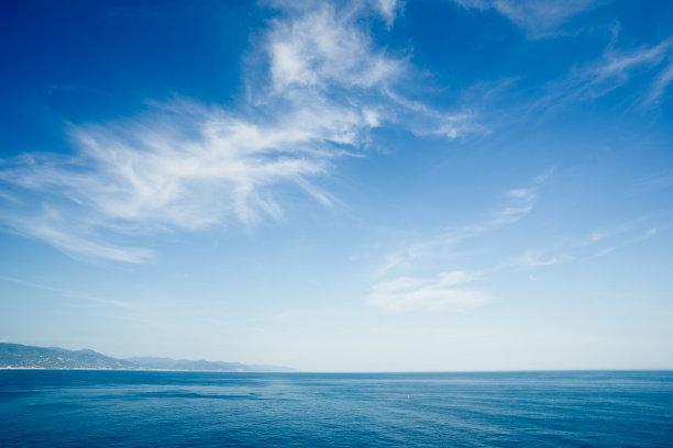 海洋与天空