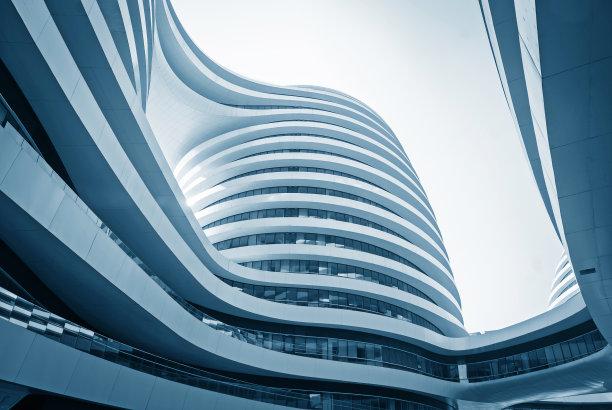 现代化办公大楼