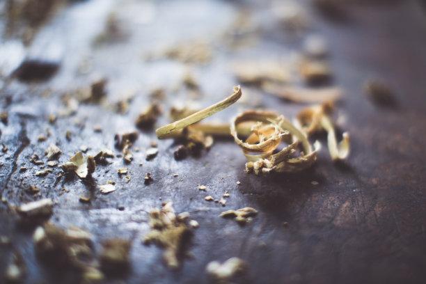 锯屑木制刨花