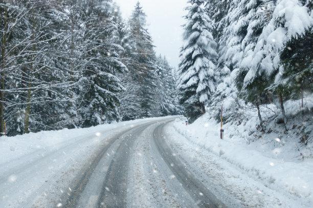 家大风雪路