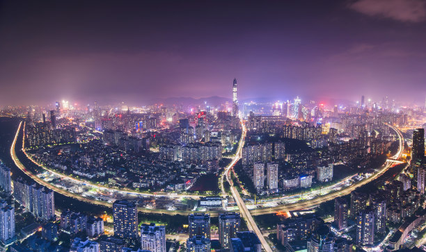 深圳摩天大楼广东省