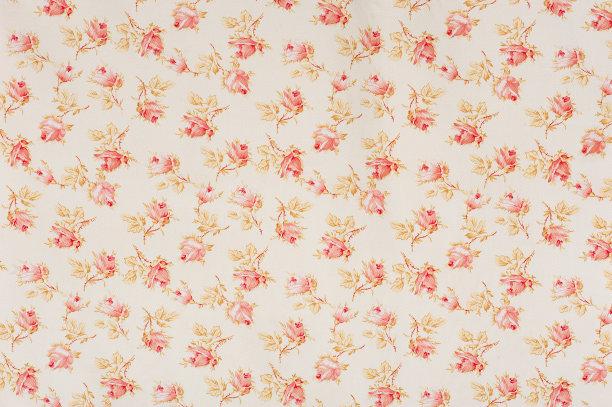 纺织品玫瑰古董