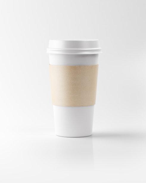 纸质咖啡杯