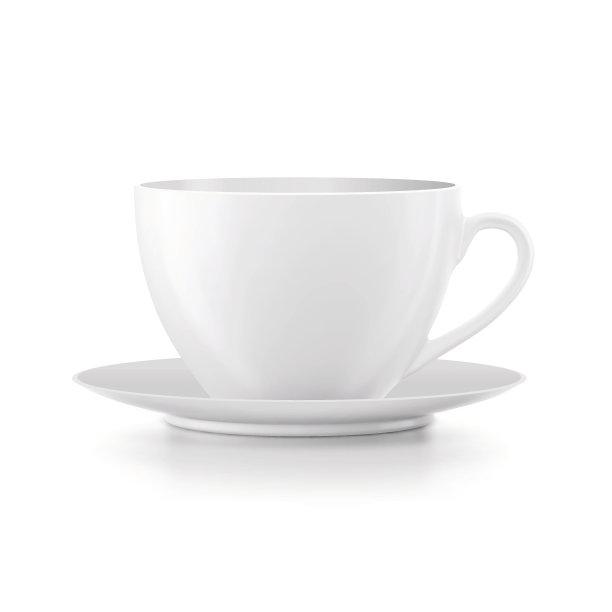 杯白色陶瓷制品