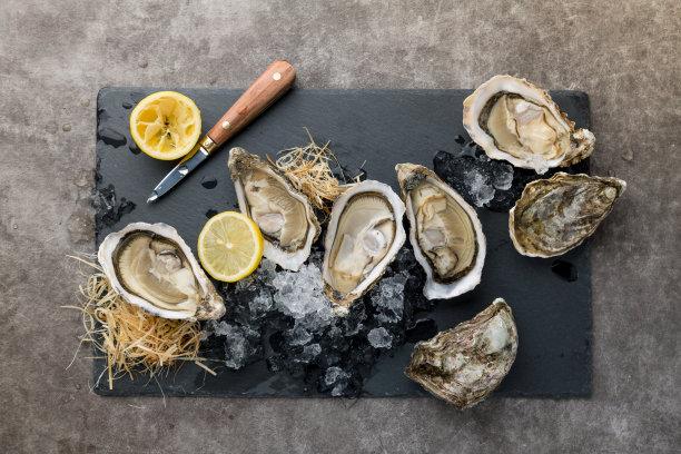 牡蛎的制作