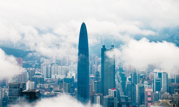 深圳摩天大楼