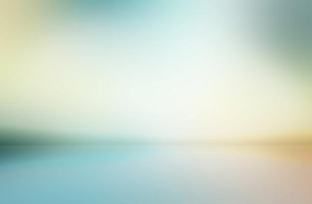 彩色背景墙