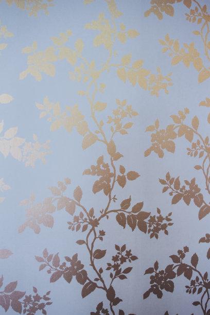 花纹壁纸巴洛克风格