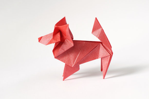 折纸工艺狗十二生肖
