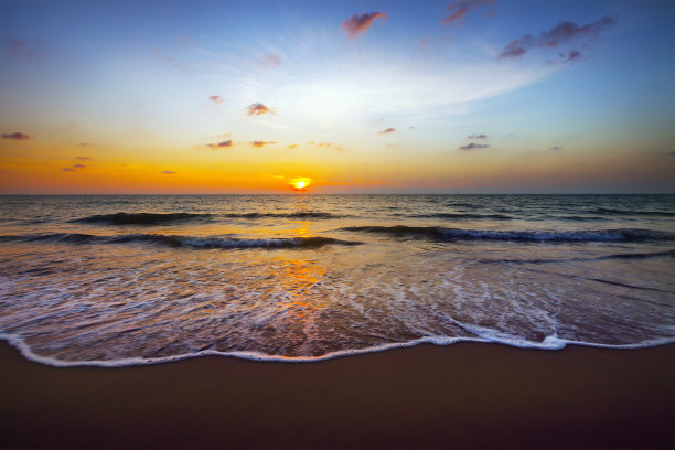 海洋,天空,水平画幅