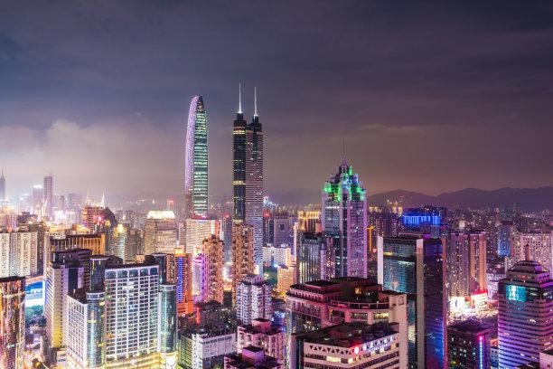 深圳建筑外部办公室