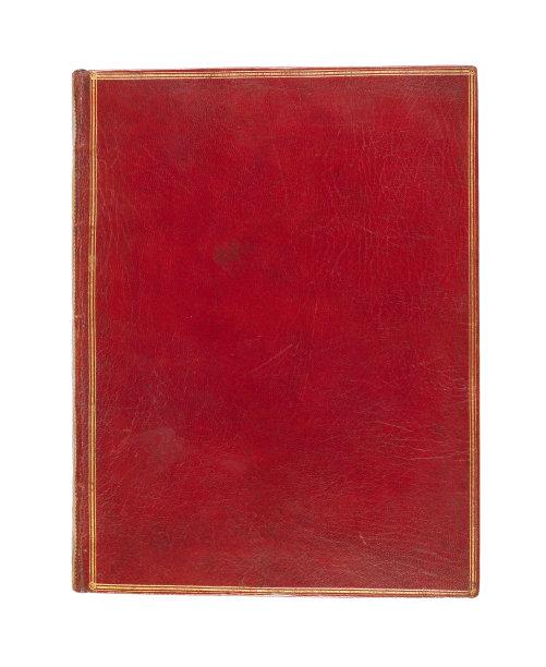 皮革书古典式