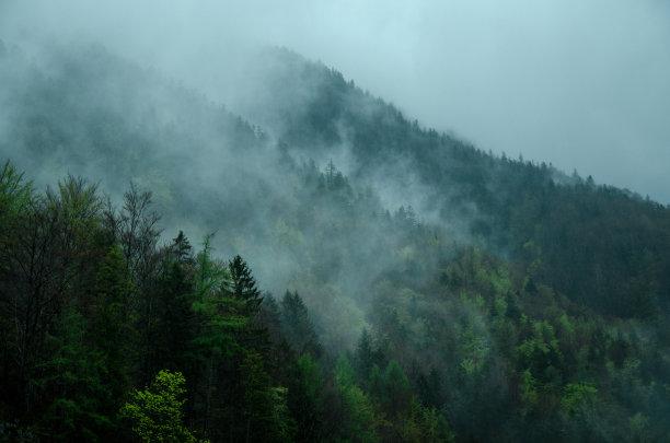 雾山呼吸气