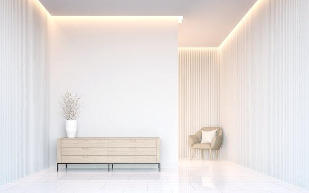 现代超白房间