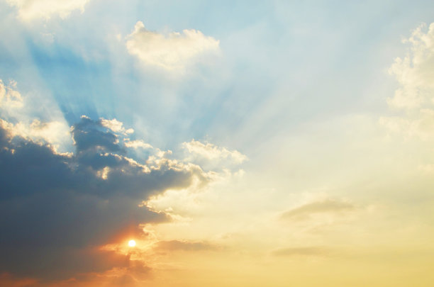 天空,自然现象,风