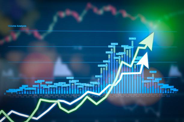图表金融图片