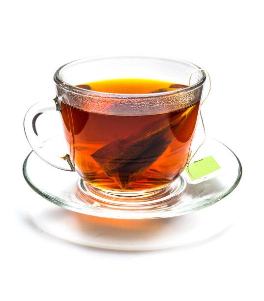 茶包茶杯白色